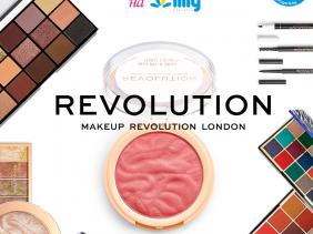 Make up Revolution вече в Лили